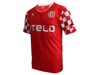 Puma Fortuna Düsseldorf Home Fußball Jersey (mit Sponsor) – Bild 2