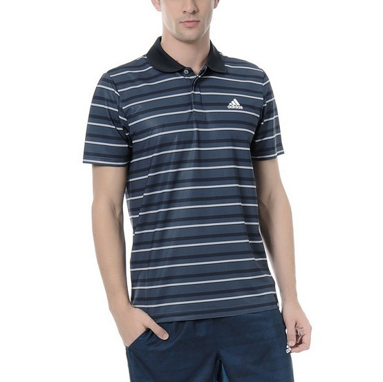 adidas TS Stripe Polo 2