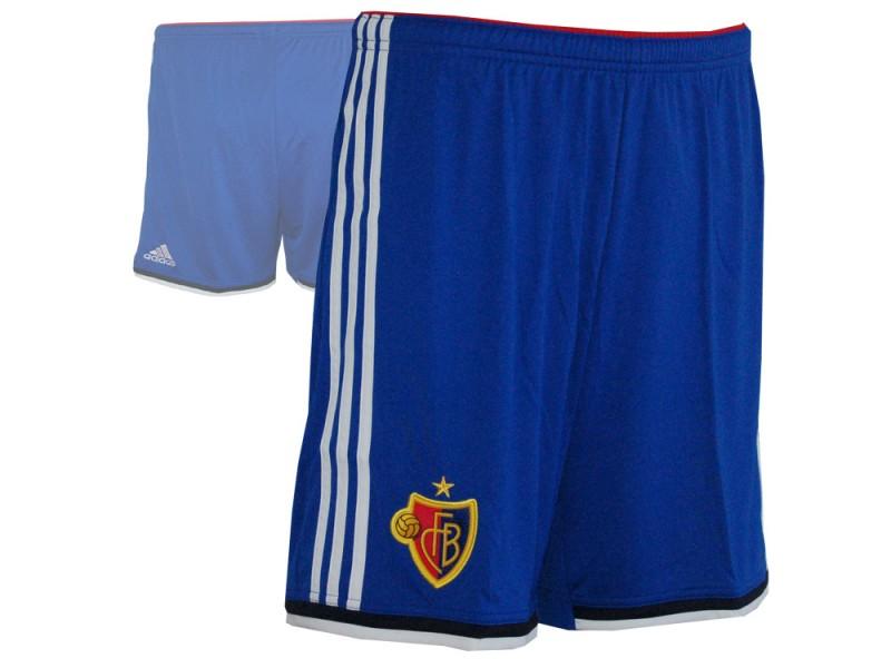 adidas FC Basel Home Short