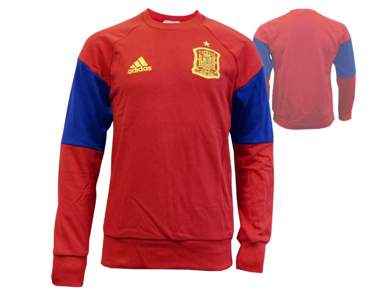 adidas FEF Spanien Sweat-Top
