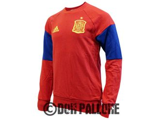 adidas FEF Spanien Sweat-Top – Bild 4