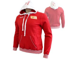Macron 1.FC Union Berlin Fan-Hoody Y – Bild 1