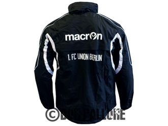 Macron 1.FC Union Windbreaker Fleece – Bild 3