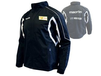Macron 1.FC Union Jr.Windbreaker Fleece – Bild 1