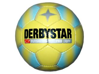 Derbystar Futsal Ball Match Pro Light – Bild 1