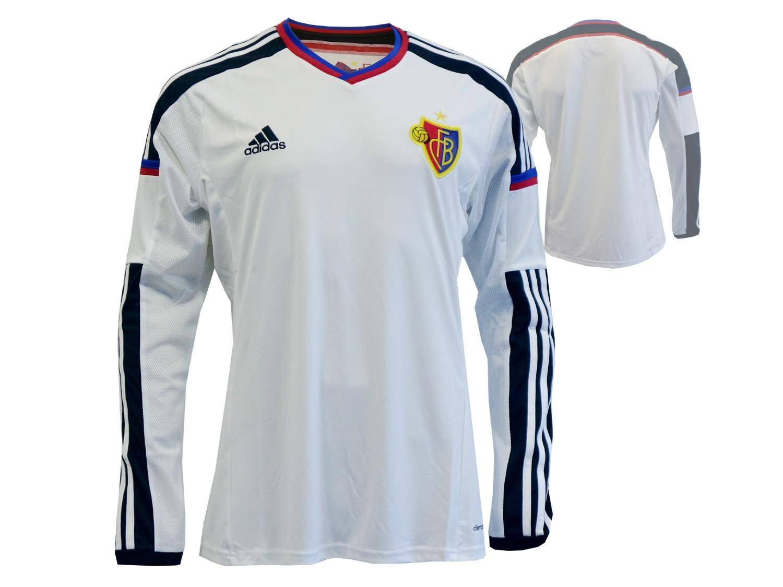 adidas FC Basel Away Jersey