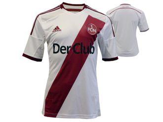 adidas 1.FC Nürnberg Away Kinder Jersey – Bild 1