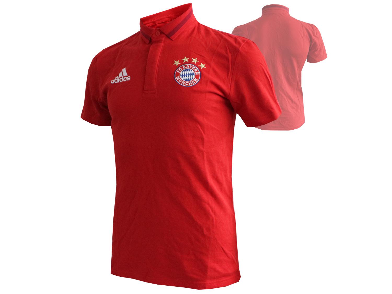 adidas FC Bayern München Anthem Poloshirt