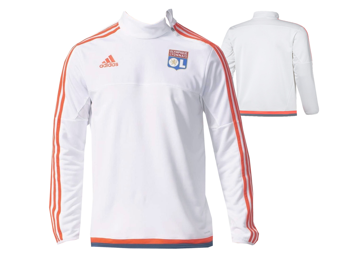 adidas Olympique Lyon TrainingTop