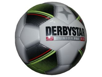 Derbystar Junior Pro S-Light Fußball – Bild 1
