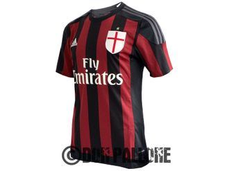 adidas AC Mailand Home Jersey – Bild 3