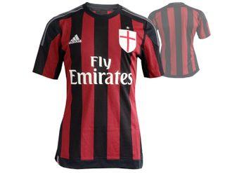adidas AC Mailand Home Jersey