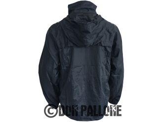 Kappa Pocojack Rain Jacket   Regenjacke -schwarz- 3daa4f4d0a