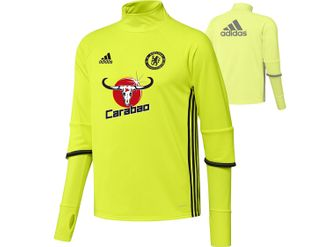 adidas Chelsea London FC Training-Top – Bild 1