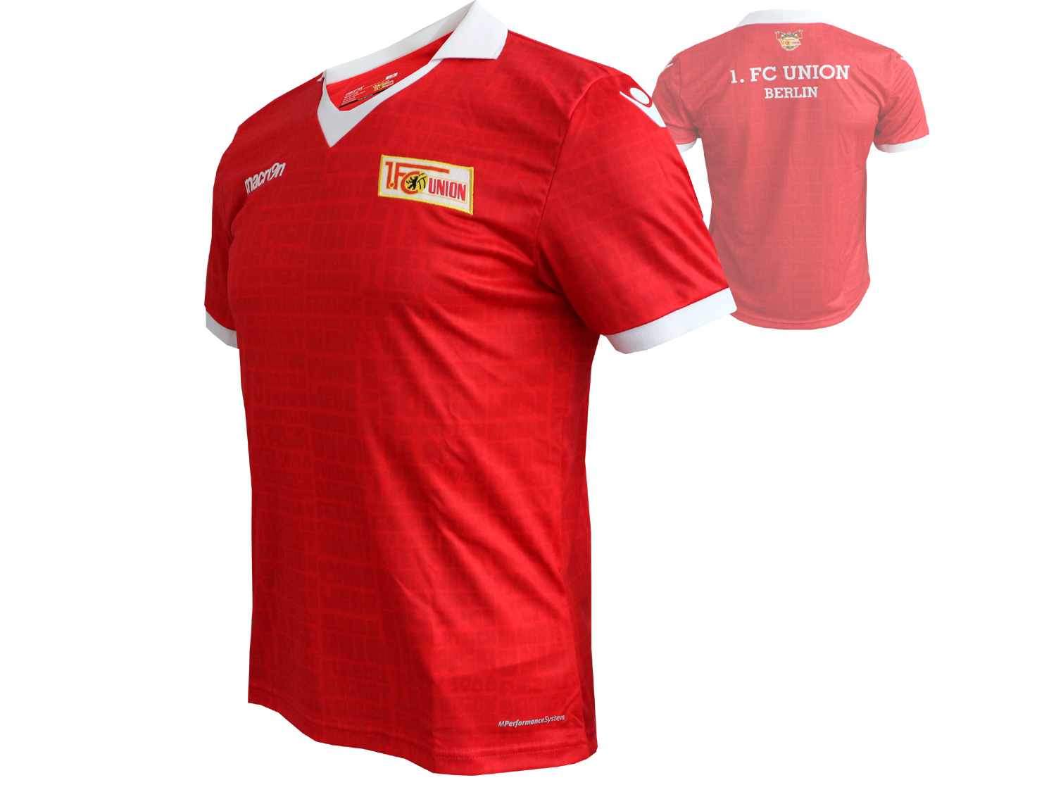 Macron 1.FC Union Berlin Jubiläums Jersey