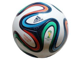 adidas Brazuca Top Replique Fußball – Bild 1