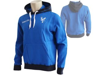 Macron Crystal Palace Fan-Hoody