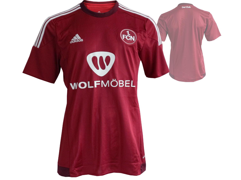 adidas 1.FC Nürnberg Home Jersey