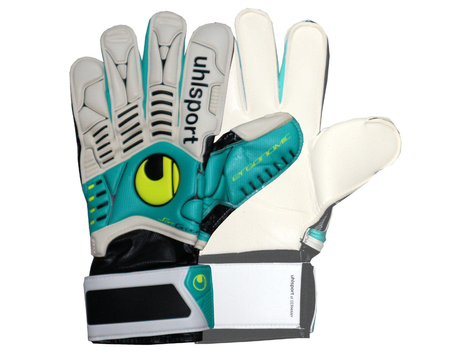 Uhlsport Ergonomic Soft Torwart-Handschuhe