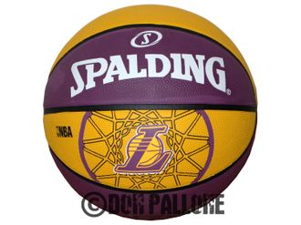 Spalding NBA L.A.Lakers Basketball – Bild 2
