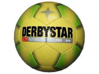 Derbystar Futsal Ball Match Pro – Bild 1