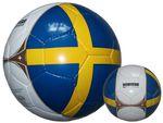 Derbystar Schweden Fußball Länder-Fanball 001
