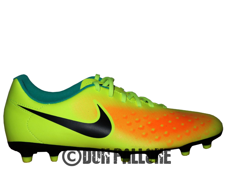 Jaune Ola Crampons Magista Détails Chaussures Nike De Orange Football Fg Ii Sur OmnwvN08y