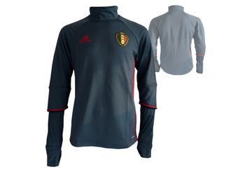 adidas Belgien RBFA Training-Top – Bild 1
