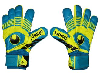 Uhlsport Eliminator Supersoft Torwart-Handschuhe – Bild 2