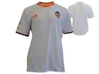adidas FC Valencia H Fußball-Trikot  – Bild 1