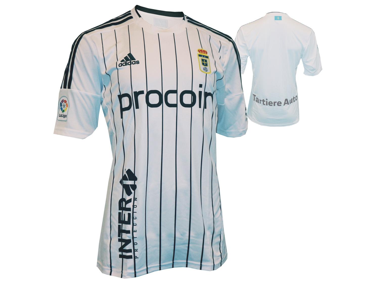 Adidas Real Oviedo Alternativ Fussball Trikot
