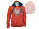 Puma Arsenal London Badge Hoody Kapuzen-Sweatshirt 001