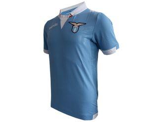 Macron Lazio Rom Home Fußball Jersey – Bild 2