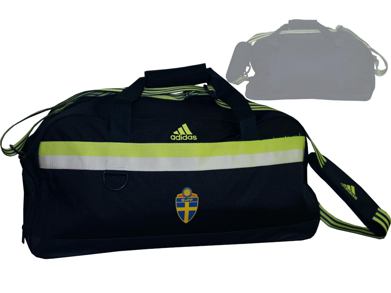 6612e2858772b adidas Schweden Sporttasche SVFF Teambag