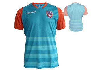 Macron Miami FC Authentic Home Fußball Jersey M17