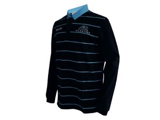 Macron Glasgow Warriors Home Replica Cotton Shirt – Bild 2