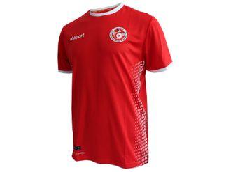 Uhlsport Tunesien Away Fußball Jersey – Bild 2