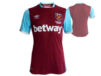Umbro West Ham United Home Jersey – Bild 1