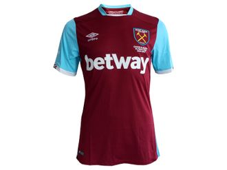 Umbro West Ham United Home Jersey – Bild 3