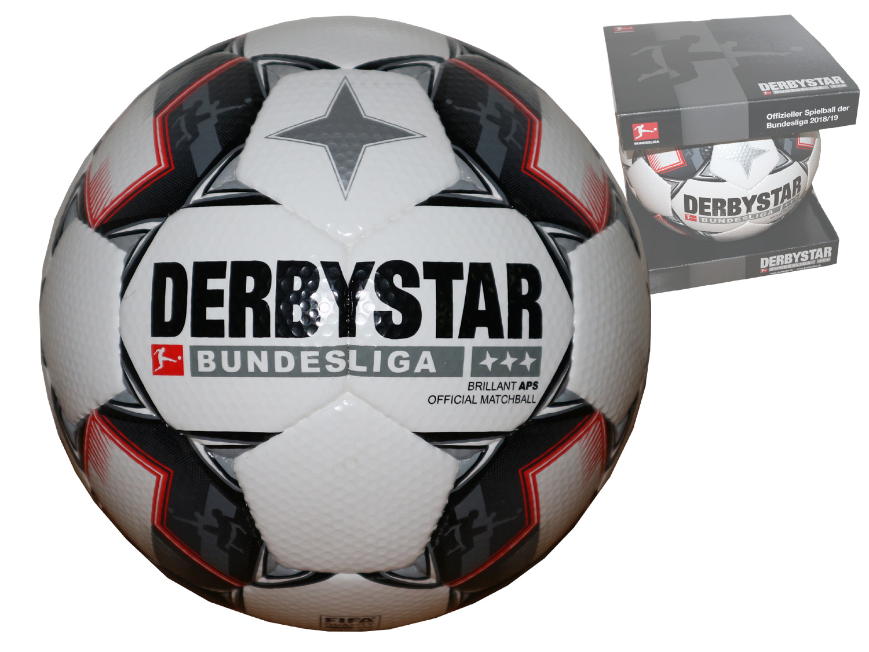 Derbystar Bundesliga Fussball Brillant APS OMB