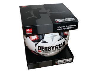 Derbystar Bundesliga Fussball Brillant APS OMB – Bild 4