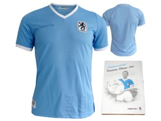 Macron TSV 1860 München Jubiläums Trikot Kinder – Bild 1