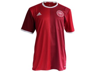 adidas Dänemark DBU Home Fußball Jersey – Bild 3