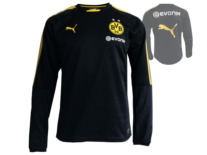 Puma Borussia Dortmund Training Sweatshirt