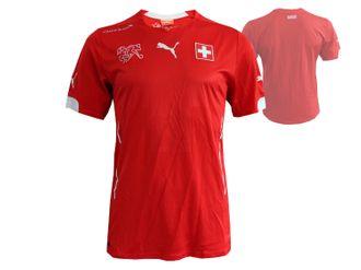 Puma Schweiz Home Fußball Jersey – Bild 1