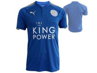 Puma Leicester City FC Home Fußball Jersey – Bild 1