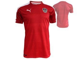 Puma Österreich Home Fußball Jersey – Bild 1