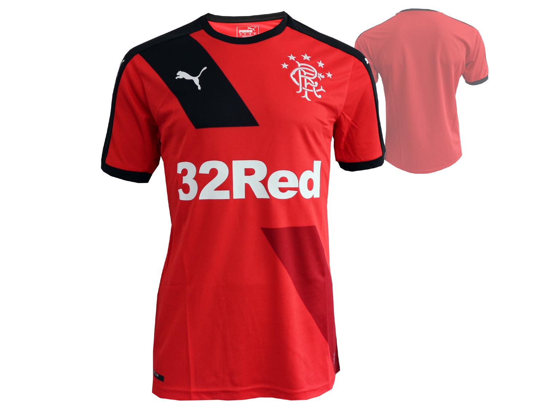 Puma Glasgow Rangers Fußball Trikot Alternativ