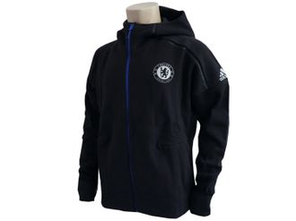 adidas Chelsea London Anthem Zone Jacket – Bild 3