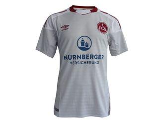 Umbro 1.FC Nürnberg Away Fußball Jersey – Bild 3